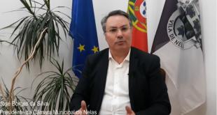 Autárquicas: Presidente de Nelas (PS) recandidata-se para concluir projetos