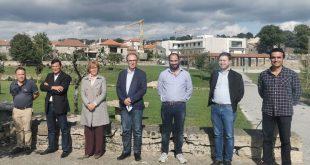 Deputados Socialistas Visitaram o Touro – Vila Nova de Paiva