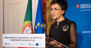Nelas: Governo apresenta rede de inovação para enfrentar no futuro os desafios da agricultura