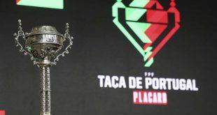 Taça de Portugal – Placard – 2020/2021 – 1ª Eliminatória