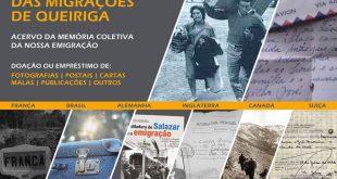 Queiriga:  Centro de Memória das Migrações –  Preservar as Memórias da Emigração