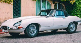 Colecção do Museu do Caramulo recebe Jaguar E-Type