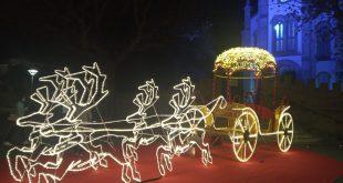 Iluminação de Natal em Tondela