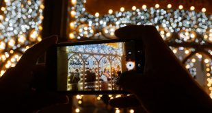 Câmara de Viseu mantém iluminação e aposta em programação de Natal à distância