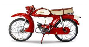Mota Quickly TT/K de 1960 foi doada ao Museu do Caramulo