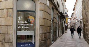 Câmara de Viseu aprova programa para revitalizar Rua Direita