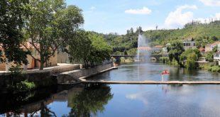 São Pedro do Sul constrói açude nas termas no valor de um milhão de euros
