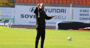 Pedro Duarte demitiu-se e deixou o Académico de Viseu sem treinador