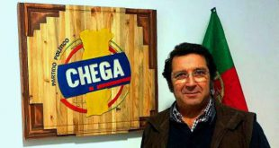 Pedro Calheiros é o candidato do Chega, à Câmara de Viseu