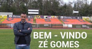Zé Gomes é o novo treinador do Académico de Viseu