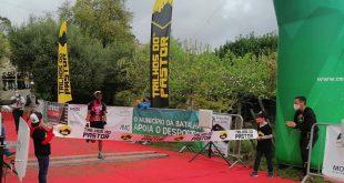 Trail: Hélio Fumo foi primeiro na Batalha