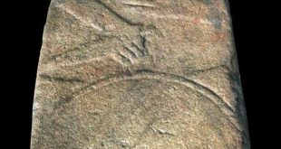 Lápide de guerreiro com dois mil anos foi descoberta em Viseu