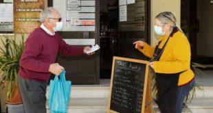 """""""Viseu Entrega"""" já assegurou distribuição de 12 mil refeições. Investimento ronda os 100 mil euros"""
