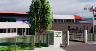 Candidatura para a requalificação da Escola Secundárias de São Pedro do Sul  financiada com 2,5 milhões de euros
