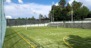 Queiriga: Polidesportivo já em funcionamento