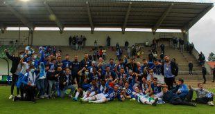 Moimenta da Beira vence a Taça da Divisão de Honra da Associação de Futebol de Viseu