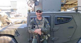 Fuzileiro de Sátão em missão internacional da NATO