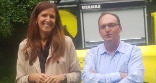 Autárquicas 2021: Patrícia Gaspar esteve em Vila Nova de Paiva