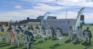 Viseu: Campo do Grupo Desportivo de Silgueiros tem novo relvado sintético