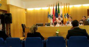 V.N.Paiva – 1ª Reunião de Câmara do Novo Executivo